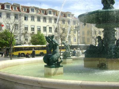 Lisboa: el amarillo