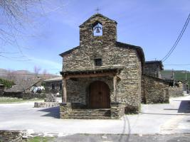 Iglesia de un Pueblo Negro
