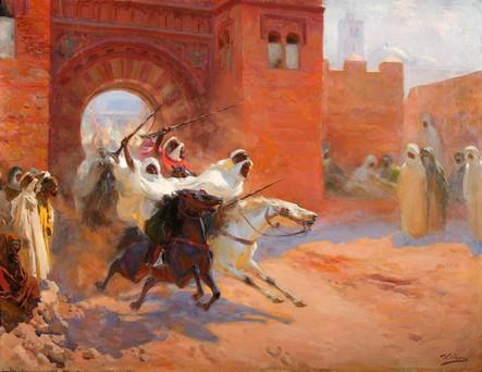 Fantasía árabe